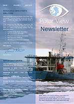 PVEO Newsletter Summer Cover